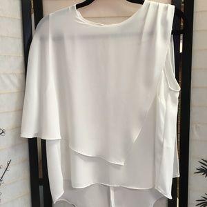 Zara Woman White Top